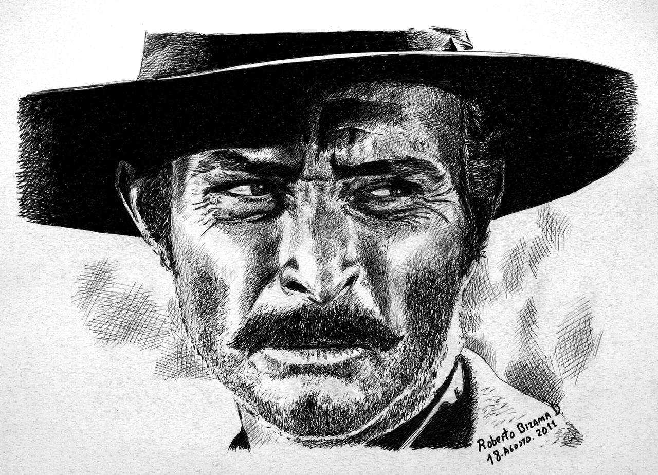 LEE VAN CLEEF by RobertoBizama on DeviantArt