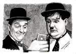 Laurel y Hardy en la modernidad