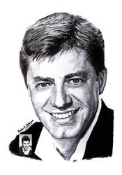 Jerry Lewis by RobertoBizama