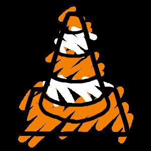 VLC icon by Obinoobie