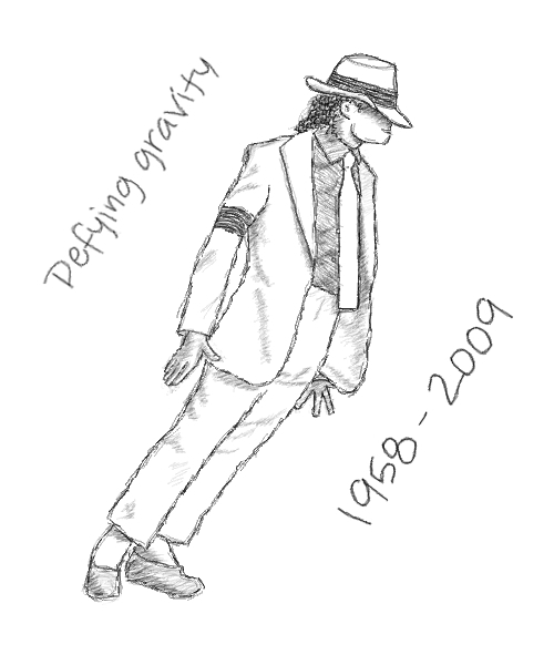 michael jackson sketch smooth - photo #11