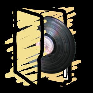 Music folder icon by Obinoobie