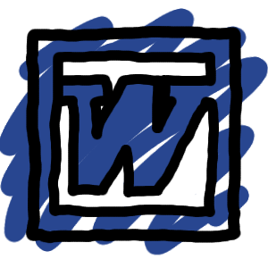 Microsoft Office Word Icon by Obinoobie on DeviantArt