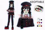 CLOSED / AUCTION / Adopt / Military Zombie