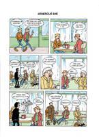 Historieta by SajoPC
