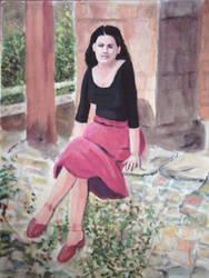 sentada by SajoPC