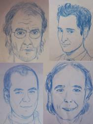 bocetos by SajoPC