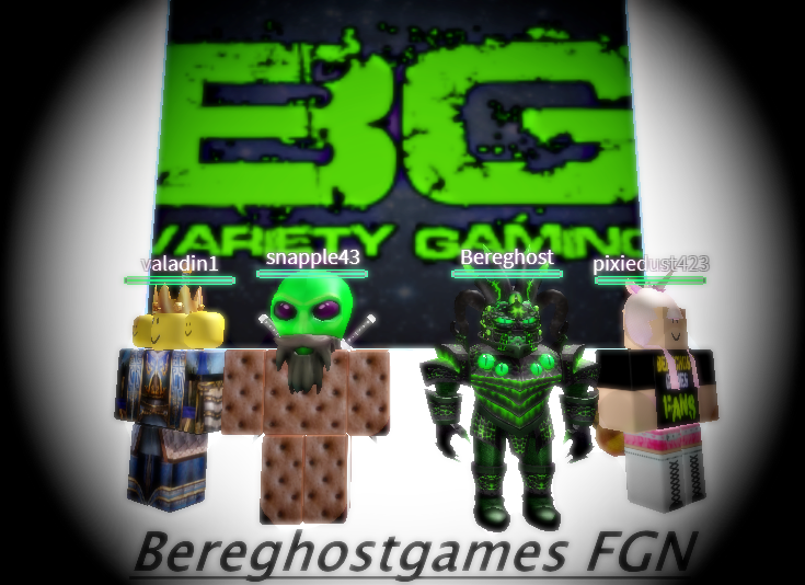 Roblox Game Night - Roblox Bereghostgames Family Game Night By Theanubisproductions On