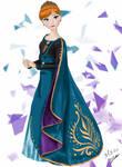 Queen Anna by BarMek