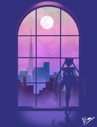 The Moon is Bright Tonight