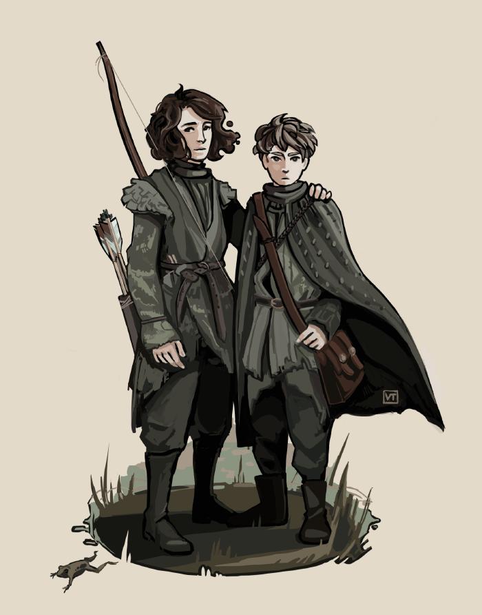 Crannogmen by Munkell