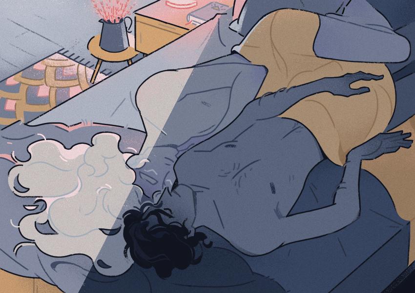 Sleeping Beauties by Munkell