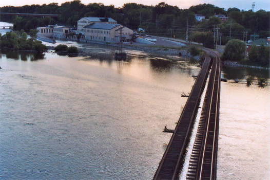 004 Fox River - Appleton WI