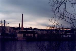 011 Fox River - Appleton WI by J2theStock
