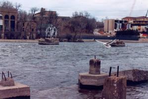 016 Fox River - Appleton WI by J2theStock