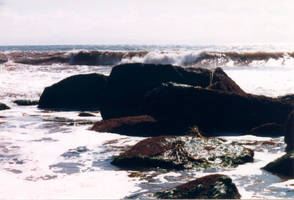 020 The Ocean - San Pedro CA by J2theStock