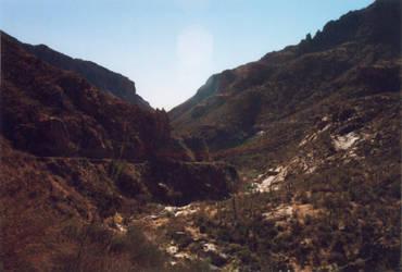 026 Sabino Canyon AZ by J2theStock