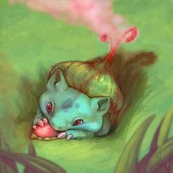 Pickles' Sweet Scent by odolmen