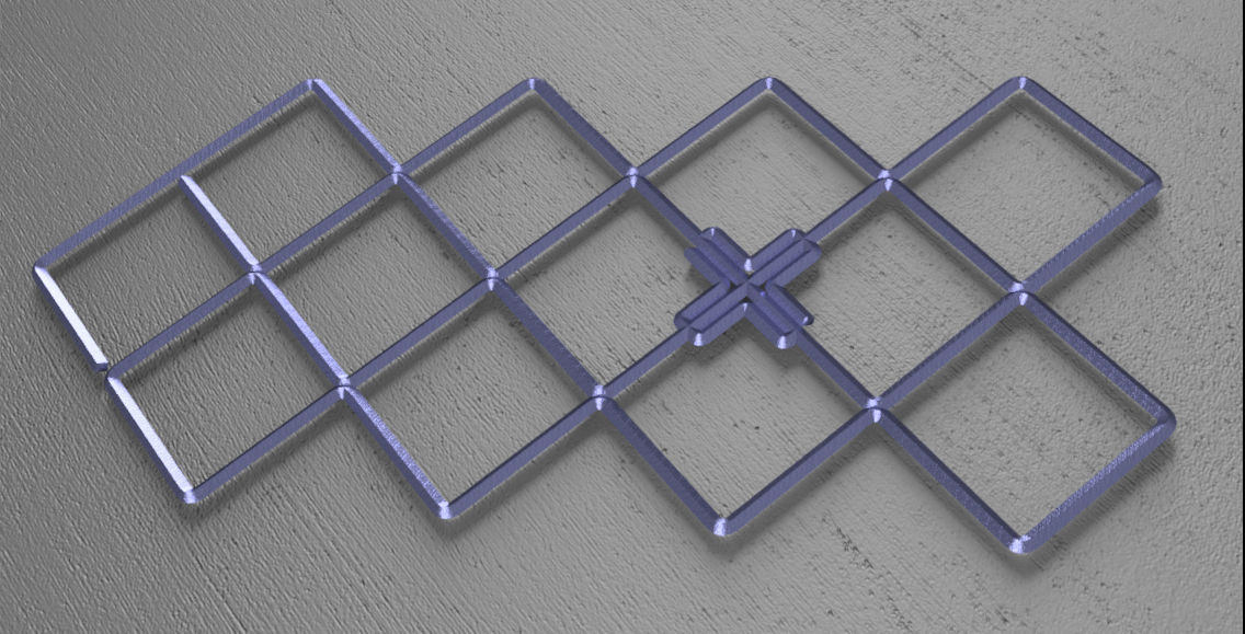 Ragnarok Pretzel (Metal on Crete)