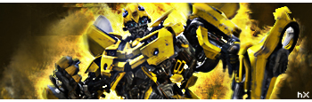 Bumblebee signature by highXtravegance