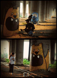 the bear by ivan-bliznak