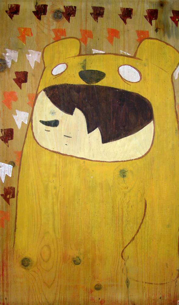 Emo Bear by ivan-bliznak