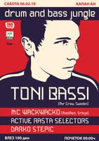 Toni Bassi by ivan-bliznak