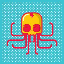 Octoskull by ivan-bliznak