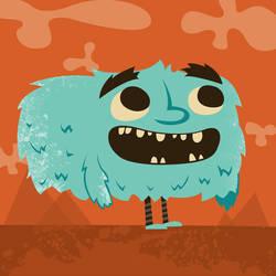Monster: Amused by ivan-bliznak