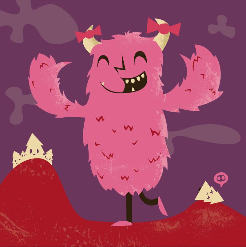 Monster: Careless by ivan-bliznak