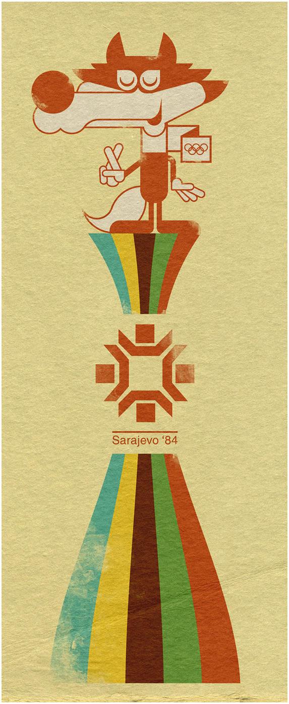 Sarajevo 84 by ivan-bliznak