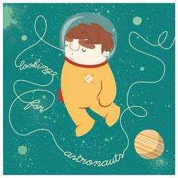 Looking for astronauts by ivan-bliznak