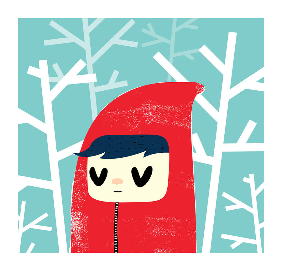 Red Hood by ivan-bliznak