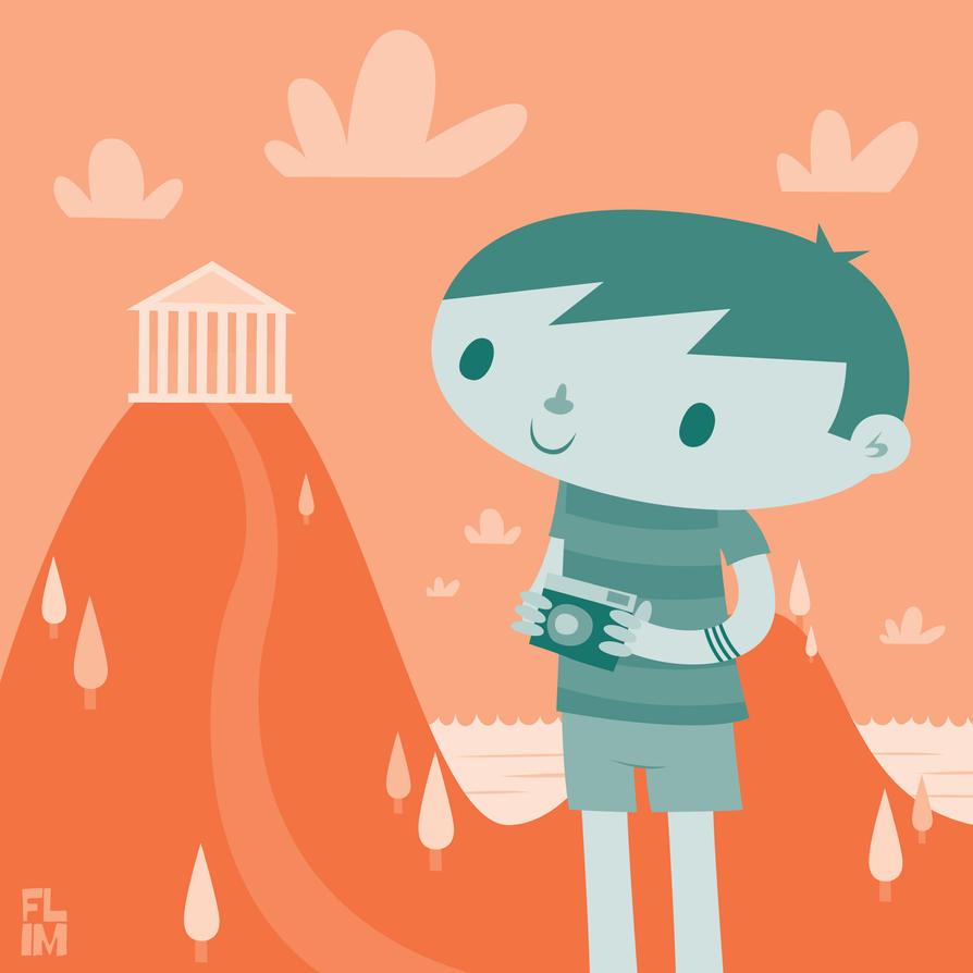 Flim in Athens by ivan-bliznak