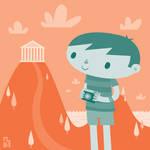 Flim in Athens