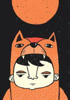 Foxboy by ivan-bliznak