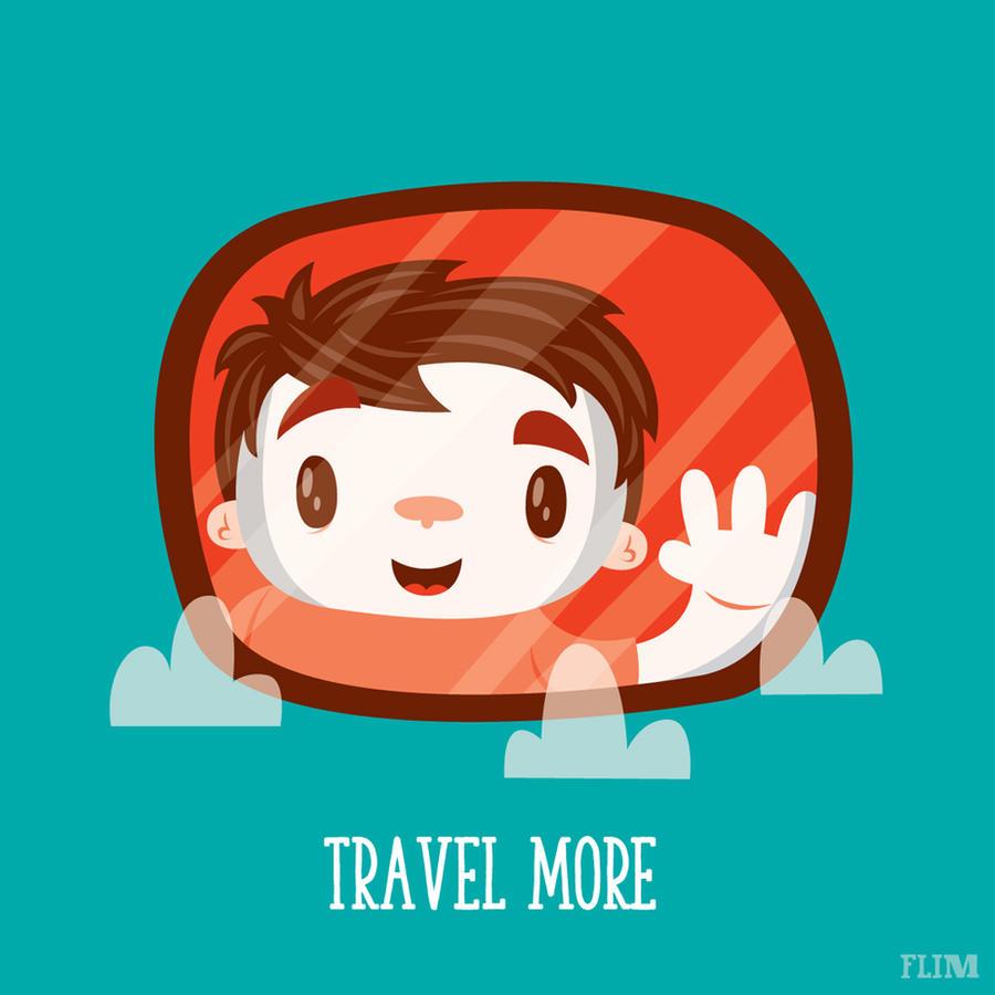 Travel More by ivan-bliznak