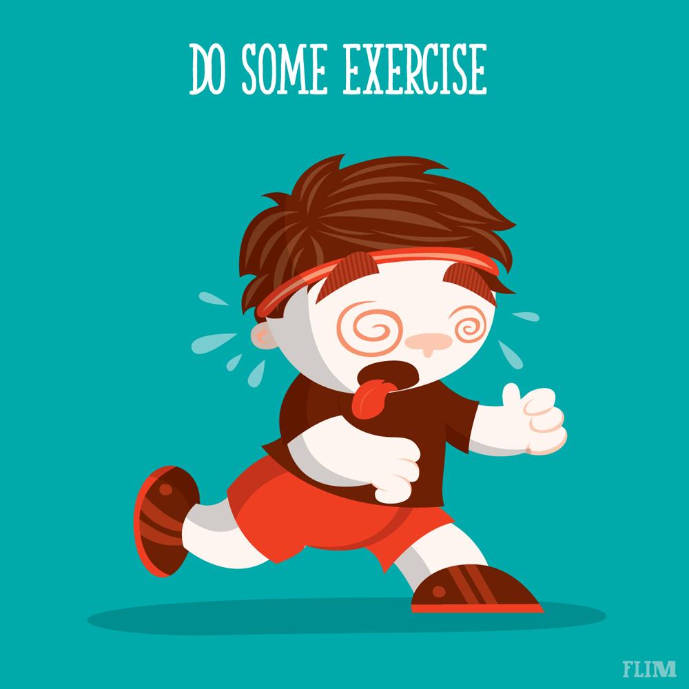 Do some exercise by ivan-bliznak