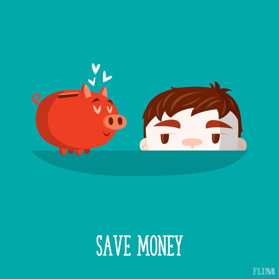 Save money by ivan-bliznak