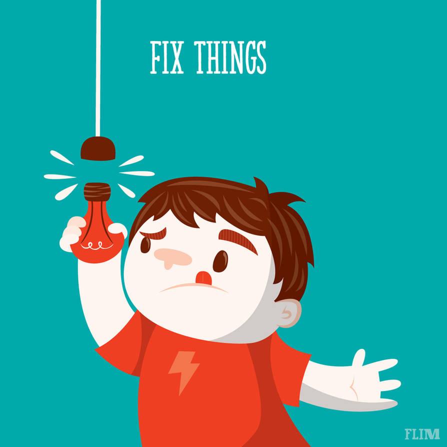 Fix things by ivan-bliznak