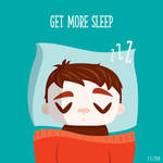 Get more sleep by ivan-bliznak