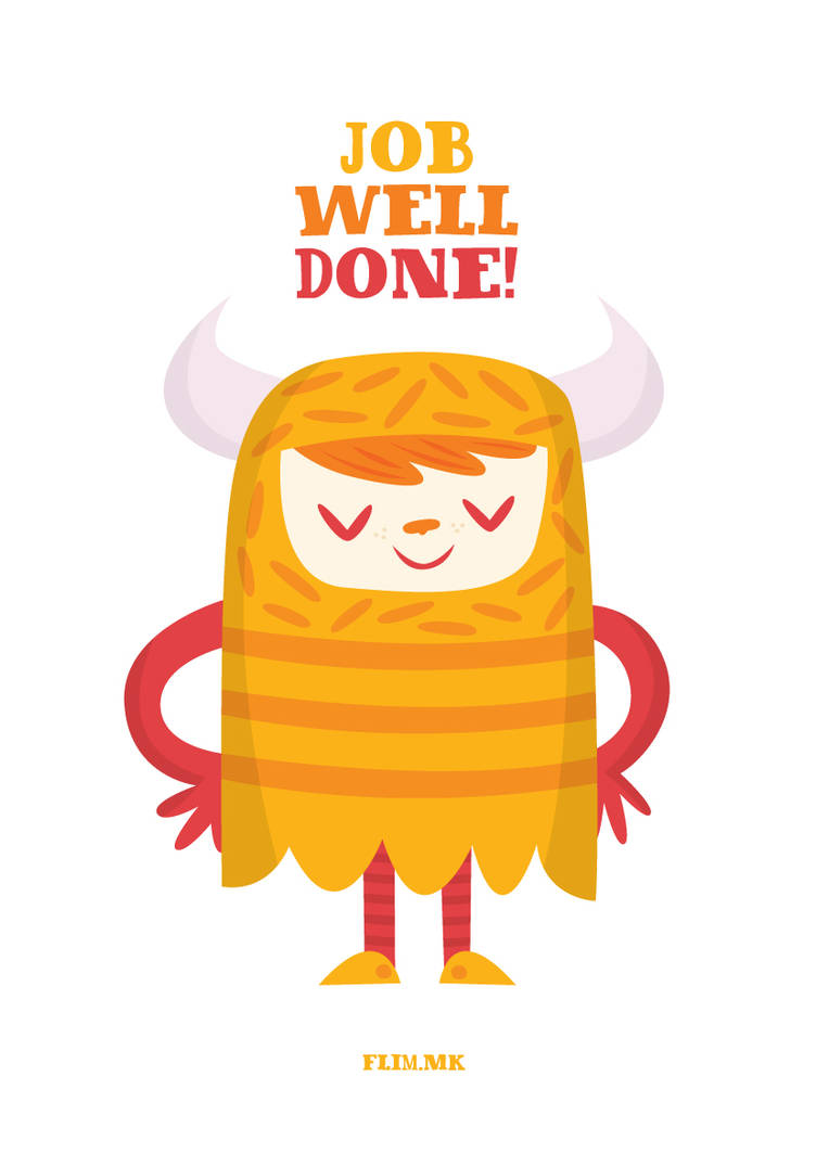 Job well done! by ivan-bliznak