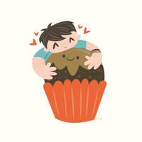 Cupcake by ivan-bliznak