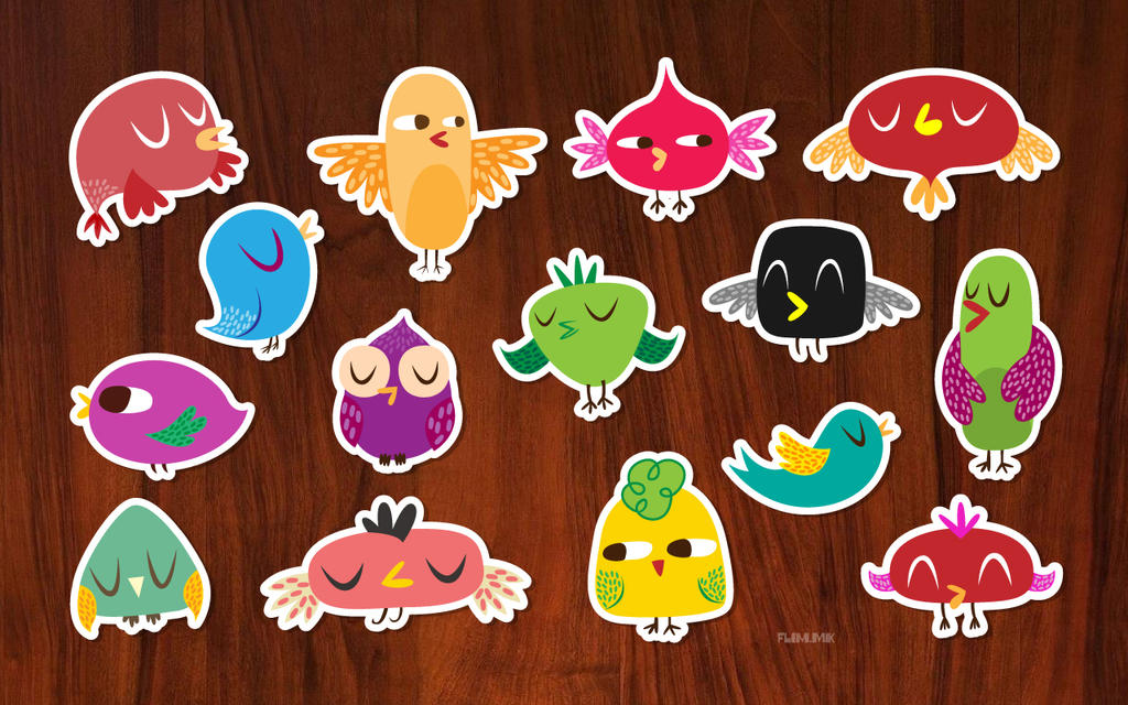 Hey chicks by ivan-bliznak