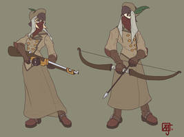 Scouts by Meirnon