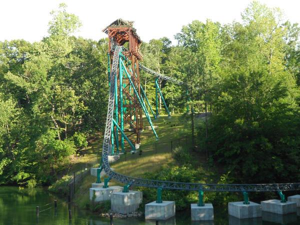 Busch Gardens Europe Verbolten By Melodious Nightfall On