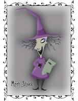 Meet Shock by SusantheMartian