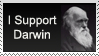 I Support Darwin by SusantheMartian