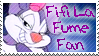 Fifi Stamp by SusantheMartian
