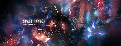 Space Ranger - by OneDayGFX
